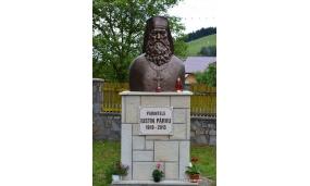 Dezvelirea bustului Parintelui Iustin Parvu