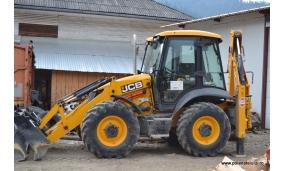 Achizitie buldoexcavator - pentru serviciul de intretinere a drumurilor si strazilor din Comuna Poiana Teiului